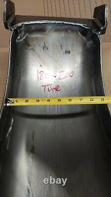 11.5' 180-200 tire Strutless Heavy Duty steel Rear Fender Harley Davidson Custom