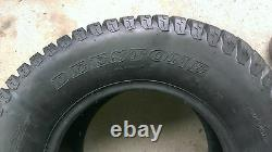 2- 23X9.50-12 6P HEAVY DUTY Deestone D838 Turf Master style Turf Tires PAIR