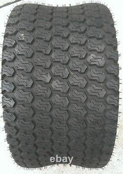 2 24/12.00-12 8 Ply Kenda K500 Super Turf Mower Tires 24/12-12 HEAVY DUTY