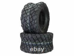 (2) 4 Ply Reaper K3012 Heavy Duty Tires 22x11.00-10