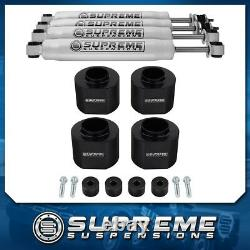 2 Kit with Shocks + Transfer Case Drop PRO For 93-98 JEEP Grand Cherokee ZJ 4x4