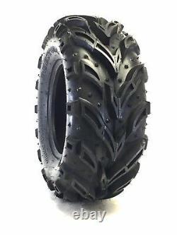 26X12.00-12 Mud Crusher ATV Tire 6Ply HEAVY DUTY 26x12x12