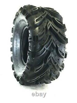 28X12.00-12 Mud Crusher Rear ATV Tire 6Ply HEAVY DUTY New Tire 28x12-12