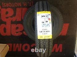 2x 165 R13 96/94n Load Rating Heavy Duty Trailer Tyres Bateson Brian James