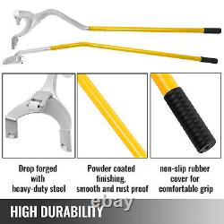 3pcs Tire Changer Mount Demount Bead Tool Nylon Rollers Heavy Duty Removal