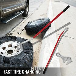 3pcs Tire Changer Mount Demount Bead Tool Steel Pipe Clamp Heavy Duty