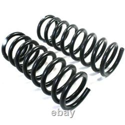 5608 Moog Coil Springs Set of 2 Front New for Chevy Olds Cutlass Coupe GMC Pair