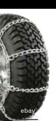 8MM LT215/85R16 LT225/75R16 LT235/75R15 P245/60R18 SNOW ICE MUD Chains 435