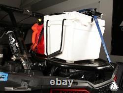 Assault Industries Adventure Spare Tire Rack for 2018-2020 Polaris RZR Turbo S