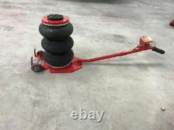 Auto shop Tire Shop Triple Bag Air Go Jack 6600 LBS Quick Lift Heavy Duty Jackng