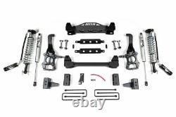 BDS 1523F 4 LIft Kit & Fox 2.5 Series Coilovers For 2015-2020 Ford F-150 2WD