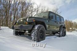 BDS 3 Lift Kit Fox 2.0 Series Shocks For 2012-2018 Jeep Wrangler JK 4 Door 4WD