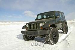BDS 3 Lift Kit With NX2 Shocks For 2012-2018 Jeep Wrangler JK 4 Door 4WD