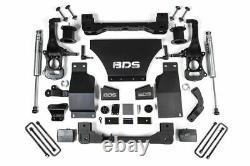 BDS 4 Lift Kit With Fox 2.0 Series Shocks For 2019-2020 Silverado & Sierra 1500