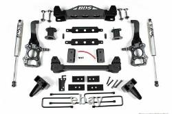 BDS 6 LIft Kit With 5 Rear Lift Block & Fox Shocks For 2015-2020 Ford F150 2WD