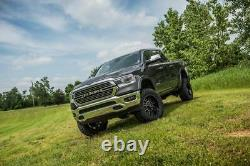 BDS 6 Lift With Fox 2.5 Coilovers For 2019 Ram 1500 4WD With Standard Knuckles