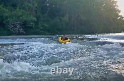 Bradley River Tube Heavy Duty Truck Tire Inner Tubes & Cover Linking River