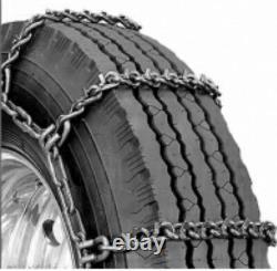 Cam V-Bar Heavy Duty Light Truck Tire Chains LT245/75R17 P245/70R17 1