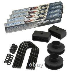 For 2003-2012 Dodge Ram 2500 3500 3 Full Lift Kit Pro Comp Extended Shocks