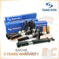 Genuine Sachs Heavy Duty Shock Absorbers + Dust Cover Kit Skoda Octavia