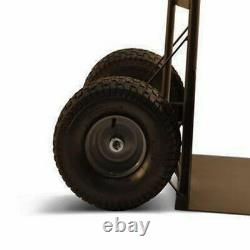Heavy Duty Replacement 15 inch Pneumatic Dolly Tire & Rim For Hand Truck