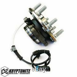 Kryptonite Wheel Bearing For 99-07 Classic Chevy/GMC SRW Trucks 1500HD/2500/3500