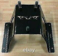 Land Rover Defender Heavy Duty Spare Wheel Carrier up to 35 Tyres MA030