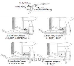 NEW! BeadBuster XB-554 PRO PROFESSIONAL GRADE HEAVY DUTY TIRE BEAD BREAKER