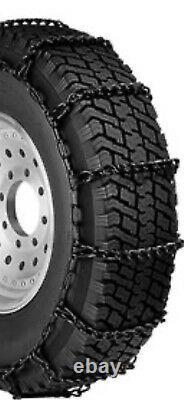NEWCAM Heavy Duty Light Truck Tire Chains LT245/75R16 NAME BRAND 1