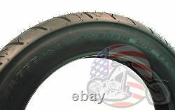 New Shinko 777 Heavy Duty HD Blackwall 150/80-16 Rear Tire Harley Bobber Custom