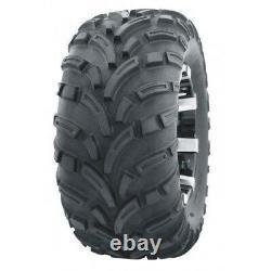 One New WANDA ATV UTV Tire 25x11-12 25x11x12 6PR Mud High Load 10210 Heavy Duty