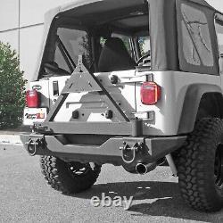 Rugged Ridge 11546.42 Xtreme Heavy Duty Tire Carrier Rear