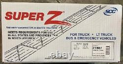 Security Chain Company ZT887 Super Z Heavy Duty Truck Single Tire Traction