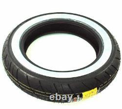 Shinko 777 Heavy Duty HD WWW Whitewall 150/80-16 Rear Tire Harley Bobber Custom
