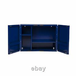 Steelman Heavy Duty Tire Repair Storage Cabinet with Magnetic Closure 4000-CB