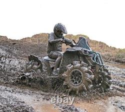 SuperATV Assassinator Heavy Duty Extreme Mud Tire 32/8/14 Self Cleaning