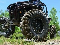 SuperATV Heavy Duty Terminator Mud UTV / ATV Tire 34x10-18