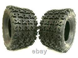 TWO K9 CL3 ATV Tires 20x11-9 20x11x9 Heavy Duty 6 Ply Tires Fast Free Shipping