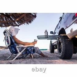 Tail Gater Tire Table Standard Steel TailGater Tailgate Travel Work Fits Tire