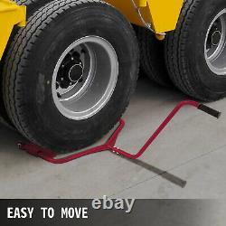 Tire Dolly Wheel Dolly 300 LBS Capacity Truck Tire Wheel Dolly Heavy Duty Cart