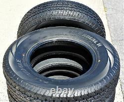 Tire Transeagle ST Radial II ST 235/80R16 Load F 12 Ply Heavy Duty Trailer