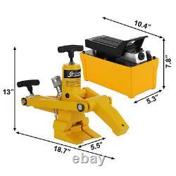 Tractor Truck Hydraulic Bead Breaker Tire Changer Farm Heavy Duty Kit BEST PRICE