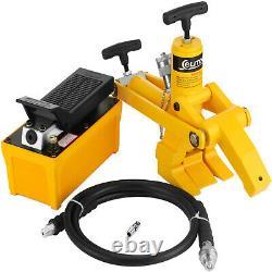 Tractor Truck Hydraulic Bead Breaker Tire Changer Foot Pump Heavy Duty Tool Kit