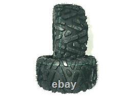 Two New UTV ATV Tires AT 27x11-14 27x11x14 K9 Heeler 6 Ply Heavy Duty