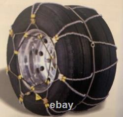 USA Scc Super Z 11r24.5 12r22.5 11.00r20 10.00r22 12.5r22.5 Tire Chains 89