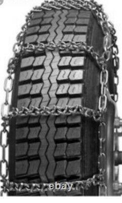 USA V-BAR HEAVY DUTY Tire Snow Chains LT215/85R16 LT225/75R16 LT235/75R15 19