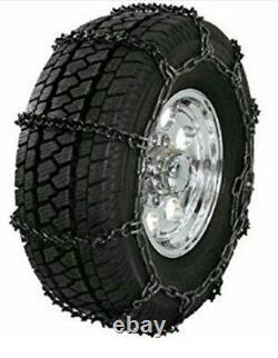 V-Bar Hvy Duty Light Truck Tire Chains 30X9.50R15 LT215/75R15 9-14.5MH 16