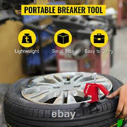 VEVOR Tire Bead Breaker Manual Changer XB-550 for Tractors Trucks Heavy Duty