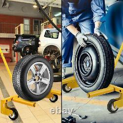 VEVOR Tire Dolly Tire Wheel Dolly 660 LBS Heavy-duty Truck Tire Wheel Moving