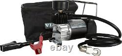 VIAIR 00093 90P Heavy Duty Portable Tire Air Compressor with Jump Starter, 12 Volt